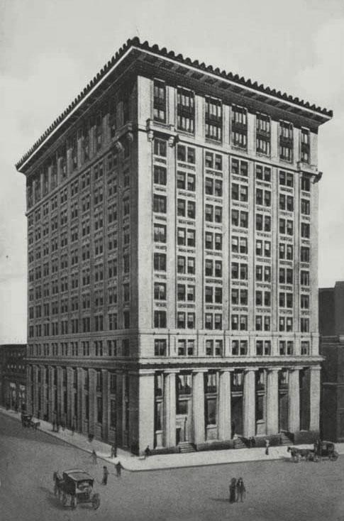 Stahlman Building
